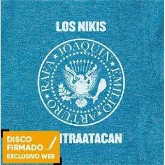 Los Nikis contraatacan - CD + Vinilo Firmado