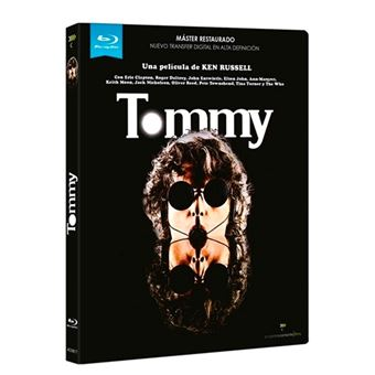 Tommy V.O.S - Blu-Ray