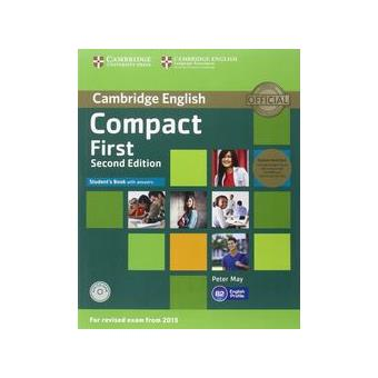 Compact First Student's Book Pack (Student's Book with