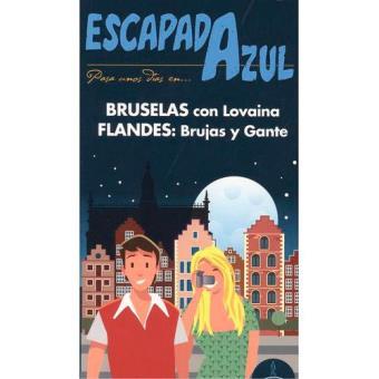 Escapada Azul: Bruselas y Flandes