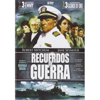 Pack Recuerdos de guerra - DVD