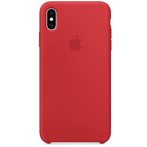 Funda Silicone Case (PRODUCT)RED para iPhone XS Max