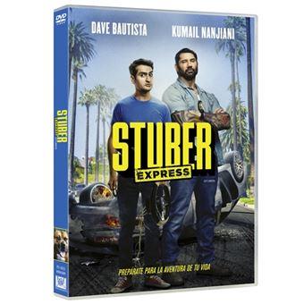 Stuber Express - DVD