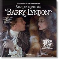 Stanley Kubrick: Barry Lyndon - Libro + DVD + Póster