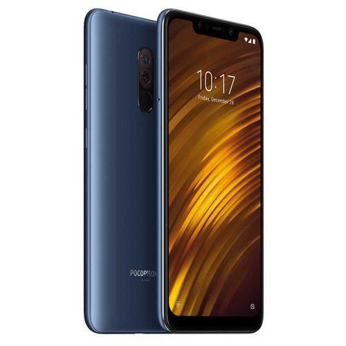 Pocophone by Xiaomi F1 6,18'' 128GB Azul en oferta