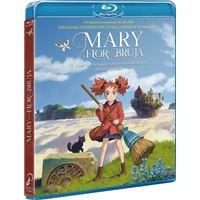 Mary y la flor de la bruja - Blu-Ray