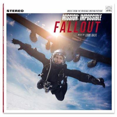 Mission Impossible: Fallout B.S.O. - 2 Vinilos