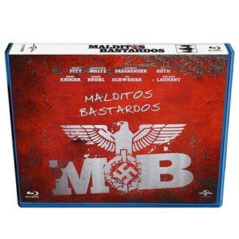 Malditos Bastardos - Blu-Ray Ed Horizontal