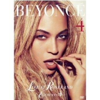 Beyonce - Live At Roseland: Elements Of 4