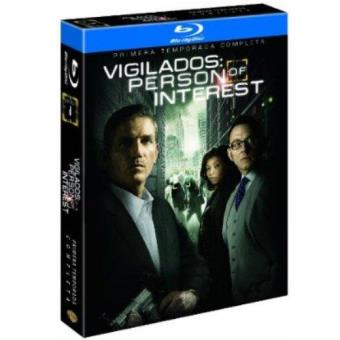 Vigilados: Person Of Interest  Temporada 1 - Blu-Ray
