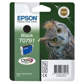 Epson T0791 Tinta negra