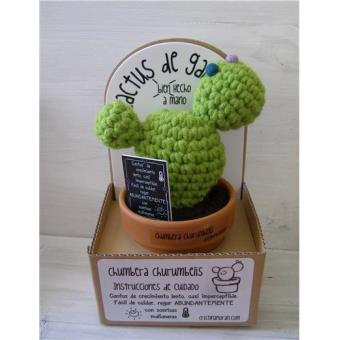 Cactus de ganchillo - Chumbera Churumbelis