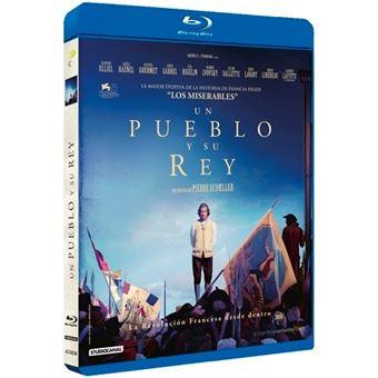 Un pueblo y su rey - Blu-Ray