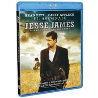 El asesinato de Jesse James por el cobarde Robert Ford - Blu-Ray