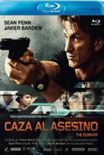 Caza al asesino - Blu-Ray