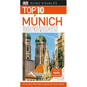 Guía Visual Top 10 Múnich