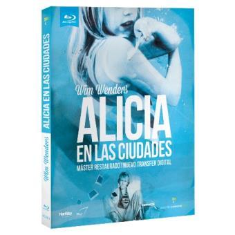 Alicia en las ciudades - Blu-Ray - V.O.S.