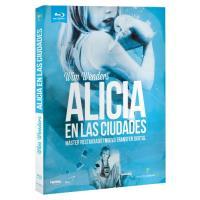 Alicia en las ciudades - Blu-Ray V.O.S.