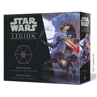 Star Wars Legión: Droidekas - Tablero