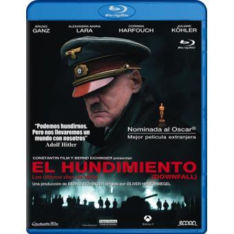 El hundimiento - Blu-Ray