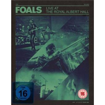 Live At The Royal..  - Blu-Ray