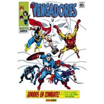 Los Vengadores. Unidos en combate. Marvel Gold