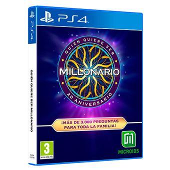 ¿Quién quiere ser millonario? PS4