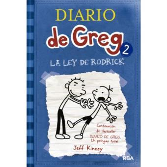 Diario de Greg 2 - La ley de Rodrick
