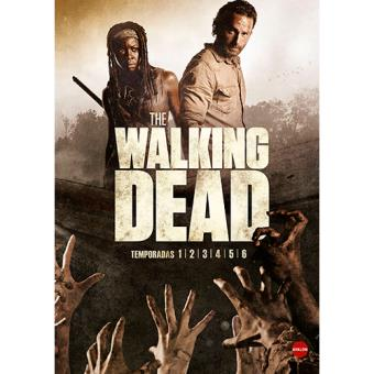 The Walking Dead - Temporadas 1-6 - DVD