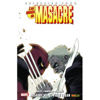 100% Marvel. Las Minis de Masacre 12 - Masacre Vs. El viejo Logan