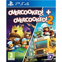 Overcooked! 1-2 - PS4
