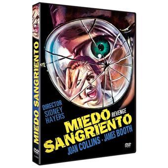 Miedo sangriento - DVD