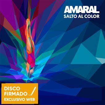 Salto al color - Disco Firmado