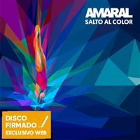 Salto al color - Disco Firmado