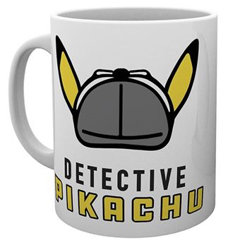 Taza Pokémon - Detective Pikachu