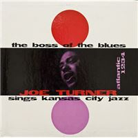 The Boss of The Blues Sings Kansas City Jazz