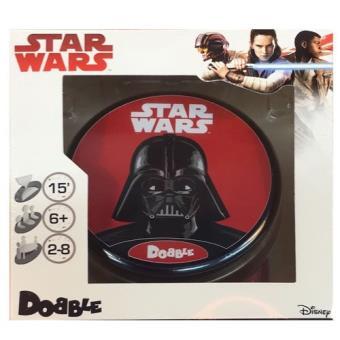 Dobble Star Wars. Juego de cartas
