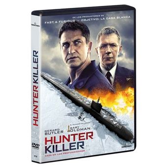 Hunter Killer - DVD