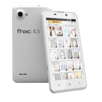 "Fnac Phablet 4.5 Android 4,5"" dual SIM  + microSD 32 GB  ( PRODUCTO REACONDICIONADO )"