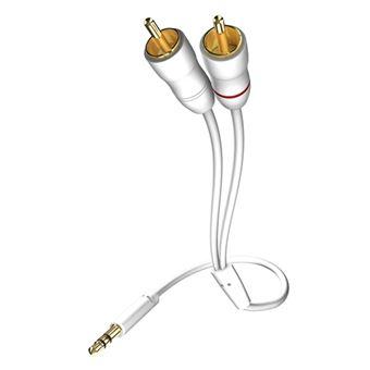 Cable de audio Inakustic Star MP3 1,5 m