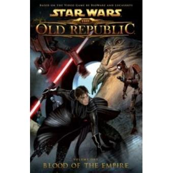 Star Wars. The Old Republic. Sangre del Imperio 1
