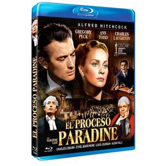 El proceso Paradine - 1947 - Blu-Ray