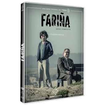 Fariña  Serie Completa - DVD