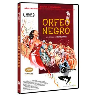 Orfeo negro - DVD