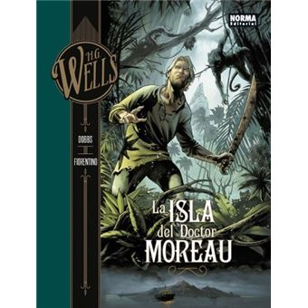 H.G. Wells 4 - La isla del doctor Moreau