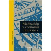 Meditación y economía