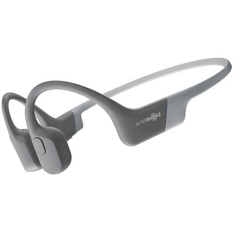 Auriculares Deportivos Bluetooth AfterShokz Aeropex Gris