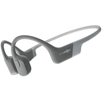 Auriculares Bluetooth AfterShokz Aeropex Gris