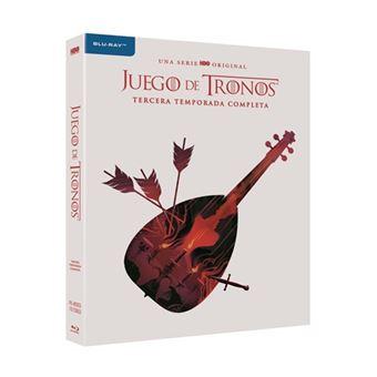 Juego de Tronos - Temporada 3 - Ed. Limitada Blu-Ray