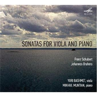 Sonatas For Viola And Piano